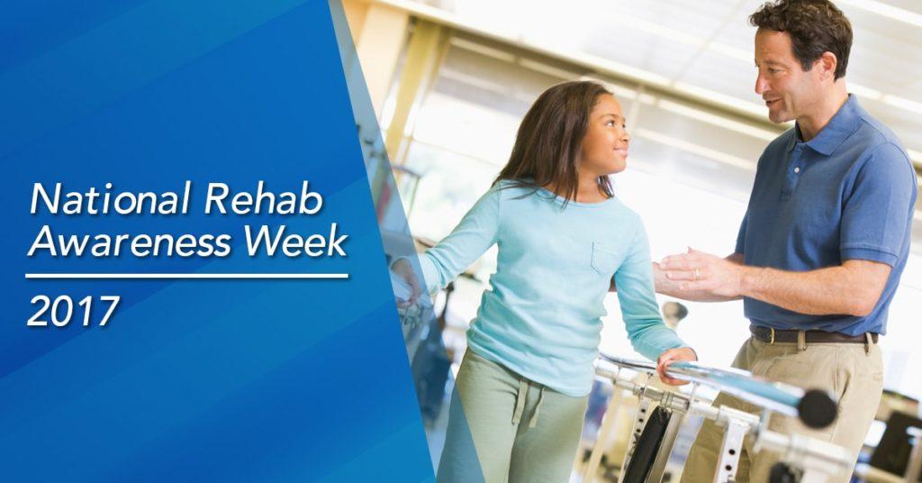 National Rehab Awareness Week