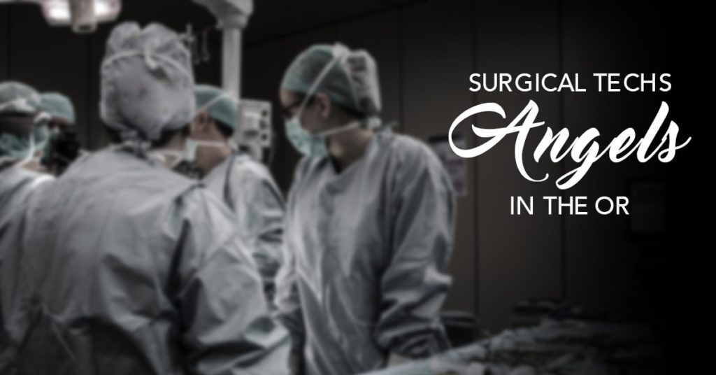 Surgical Technologist Week Travel Surg Tech