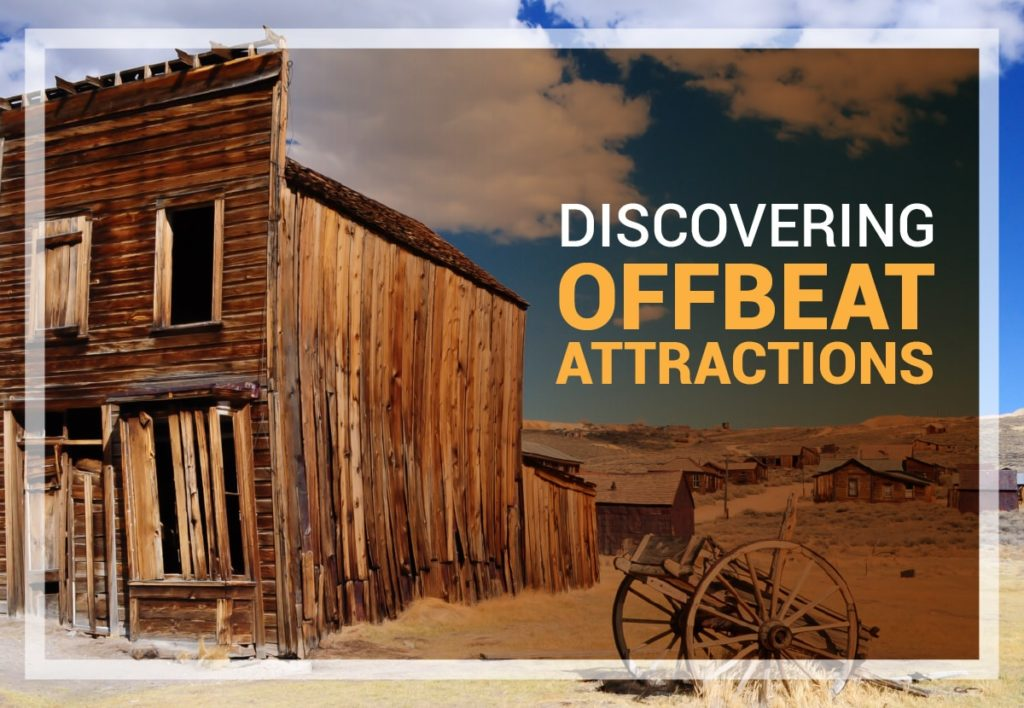Discovering Offbeat Attractions